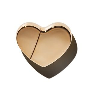 New KKW Hearts Gold 💛 in box